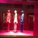 Store windows in Dallas: Gucci at Northpark