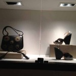 Store windows in Dallas: Accessories Vignette