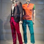 Store Windows in Dallas: Menswear at Neiman Marcus