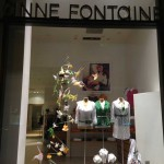 Store Windows in San Francisco: Anne Fontaine