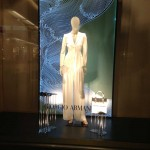 Store Windows in San Francisco: Giorgio Armani