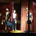 Store Windows in San Francisco: Saks Fifth Avenue Men's Store