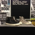 Converse: On the Wall and on a Pedestal
