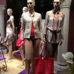 Store Windows in San Francisco: Barcelino