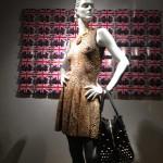 Store Windows in San Francisco: Alexander McQueen at Neiman Marcus
