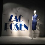 Store Windows in San Francisco: Zac Posen at Saks Fifth Avenue