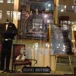 Store Windows in San Francisco: Brooks Brothers
