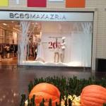 Store Windows in Dallas: BCBG MAXAZRIA