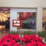 Store Windows in Dallas: Diesel