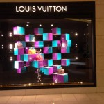 Store Windows in Dallas: Louis Vuitton in September