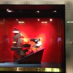 Christmas Store Windows: Louis Vuitton at Northpark Center