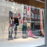 Store Windows in Dallas: High Contrast at Neiman Marcus