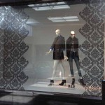 Store Windows in Dallas: Maje at Nordstrom