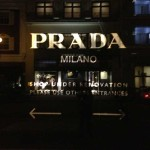 Store Windows in San Francisco: Prada