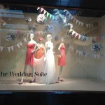 Store Windows in Dallas: The Wedding Suite at Nordstrom