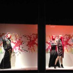 Christmas Store Windows: Etro at Neiman Marcus