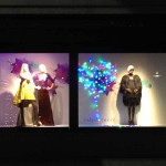 Christmas Store Windows: The Heart of Giving at Neiman Marcus