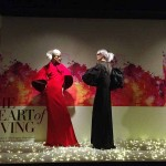 Christmas Store Windows: Ralph Rucci at Neiman Marcus