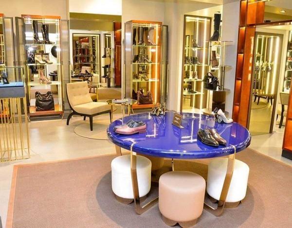 Alberto Guardiani Boutique in Turkey
