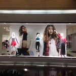 Store Windows in Dallas: Ann Taylor