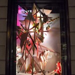 Store Windows at Bergdorf Goodman: Arzu Kaprol and Nicholas Kirkwood