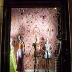 Store Windows at Bergdorf Goodman: Naeem Khan and Mary Katrantzou
