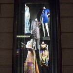 Store Windows at Bergdorf Goodman: Tall and Thin