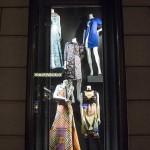 Store Windows at Bergdorf Goodman: Tall and Thin