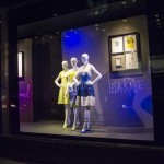 Store Windows at Bloomingdale's: Lela Rose