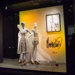 Store Windows at Bloomingdale's: Michael Kors
