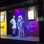 Store Windows at Bloomingdale's: Yigal Azrouel