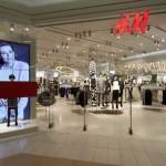 H&M Store in Santiago de Chile