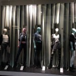 Store Windows in Dallas: H&M at Galleria Dallas