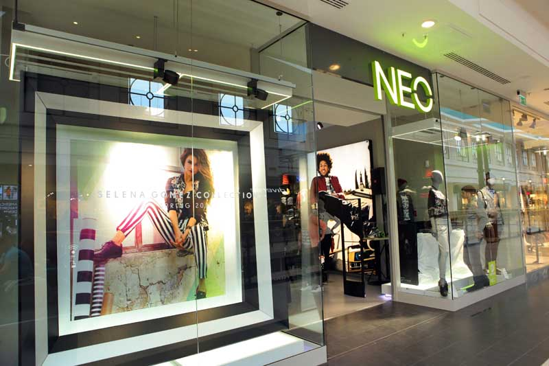 66c79e0a836362 adidas NEO Label opens first Polish flagship store in Warsaw - Store ...