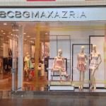 Store Windows in Dallas: BCBG Max Azria at Northpark Center