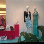 Store Windows in Dallas: Bebe at Northpark Center