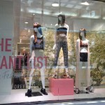Store Windows in Dallas: Forever 21 at the Galleria
