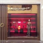 Store Windows in Dallas: Gucci at Northpark Center