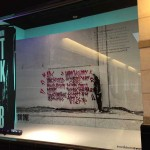 Store Windows in Dallas: Heartbreakers Club at Nordstrom