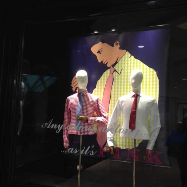 Pink Galleria Dallas 25 Mar 2014