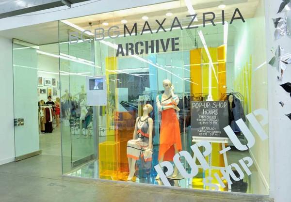 BCBGMAXAZRIA 25th Anniversary Retrospective Celebration