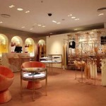 La Perla Re-Opens Boutique at Printemps in Paris