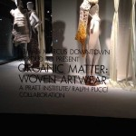 Store Windows at Neiman Marcus: Woven Art Wear