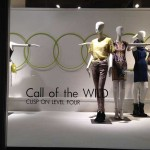 Store Windows at Neiman Marcus: Call of the Wild