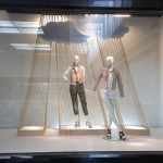 Store Windows at Nordstrom: April Showers