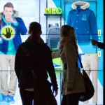 #FlashbackFriday: adidas Pioneers the Interactive Store Window at its NEO store