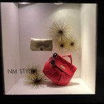 Store Windows at Neiman Marcus: Accessories