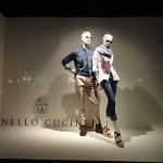 Store Windows at Neiman Marcus: Brunello Cucinelli
