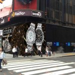 Citizen Watch to Open New Flagship Store in Times Square