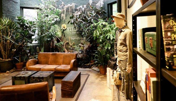 Filson New York City Store
